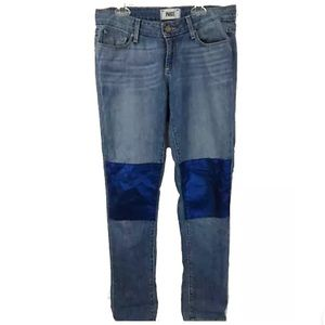 Paige Verdugo Nico Blue Galaxy Jeans 26 actual 29